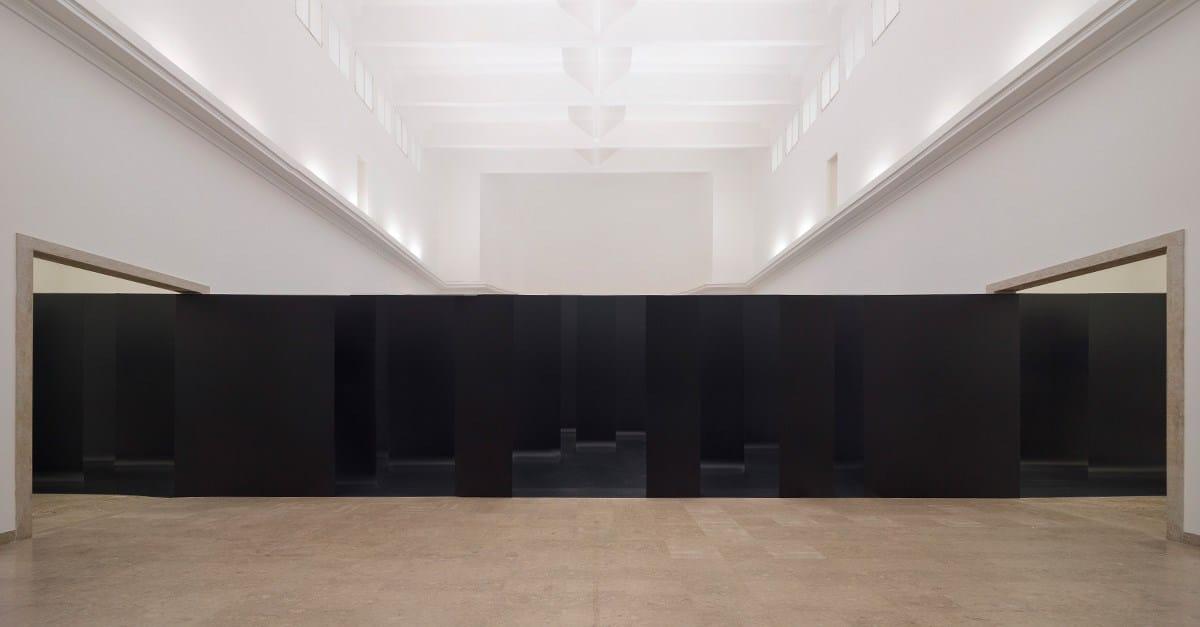 Rivestimenti MasterTop al padiglione tedesco della Biennale Architettura di Venezia 2018