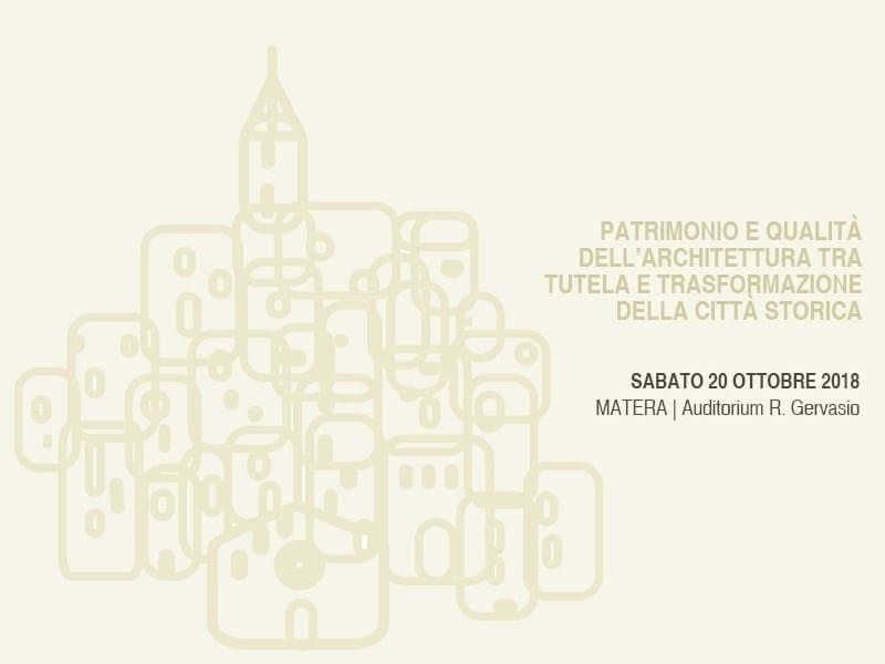 A Matera il focus sul futuro dei Centro storici