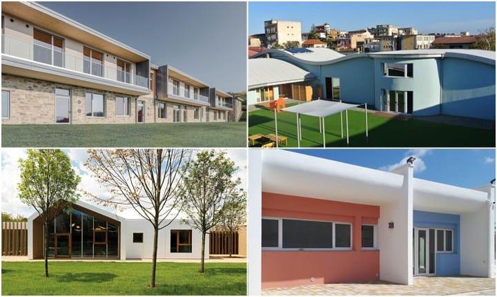 Le scuole più belle, sicure e sostenibili d'Italia