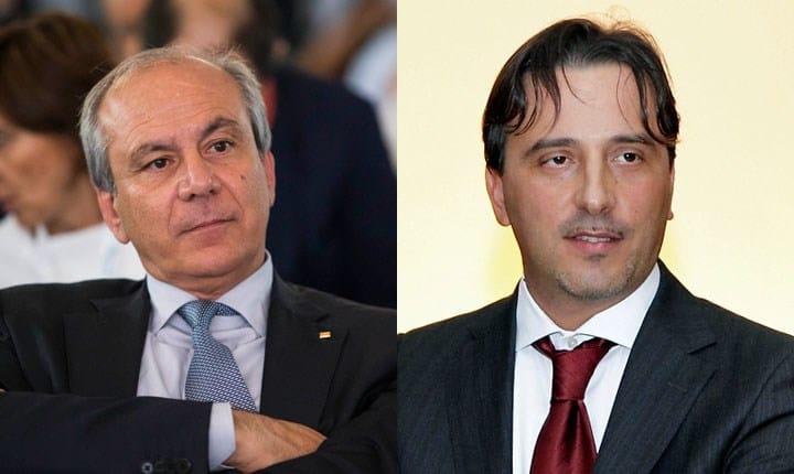 Armando Zambrano presidente RPT e Gabriele Scicolone presidente OICE