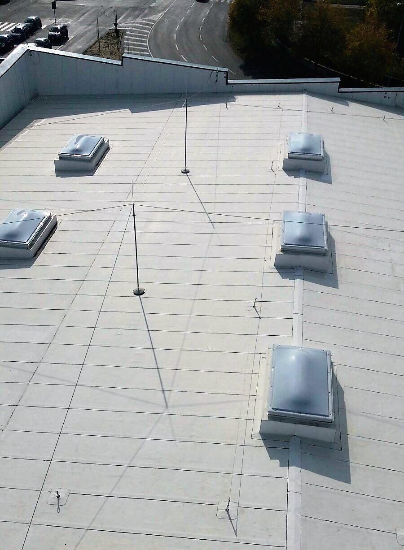 Per Fico Eataly World il tetto riflettente di DERBIGUM