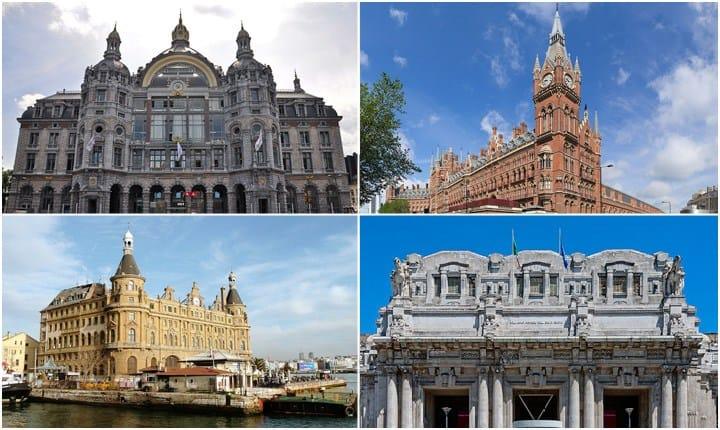Viaggi nella storia, le stazioni più belle d'Europa