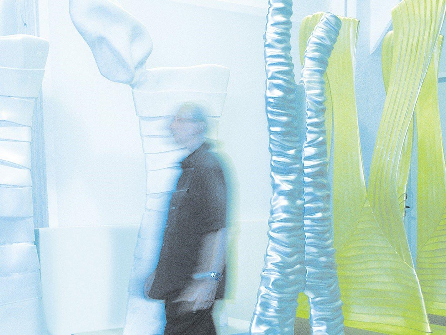 GHOST, installazione di Flavio Lucchini