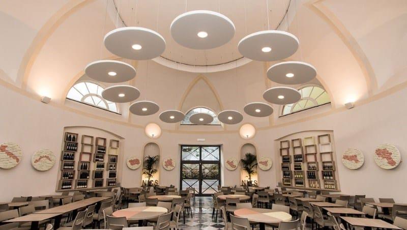 Isolmant sul comfort acustico in ristoranti e hotel
