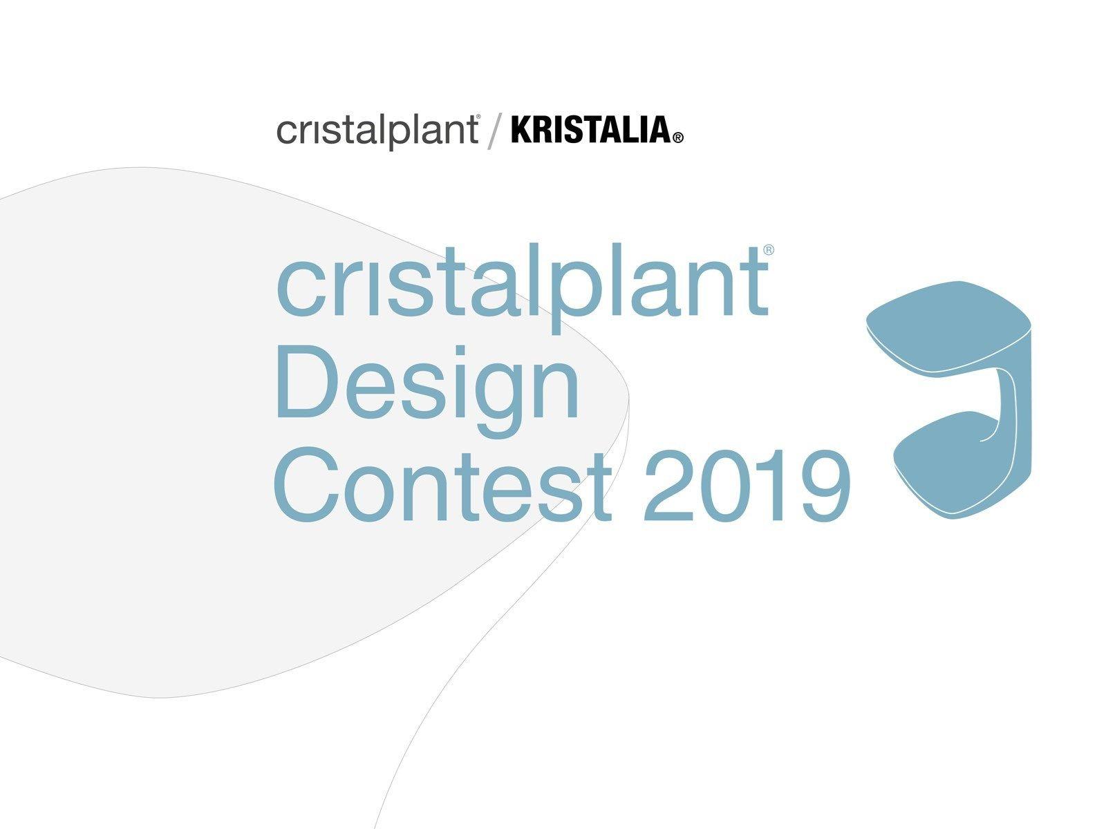 Al via il Cristalplant Design Contest 2019
