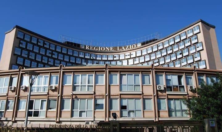 Il Lazio adotta il nuovo sistema informativo territoriale