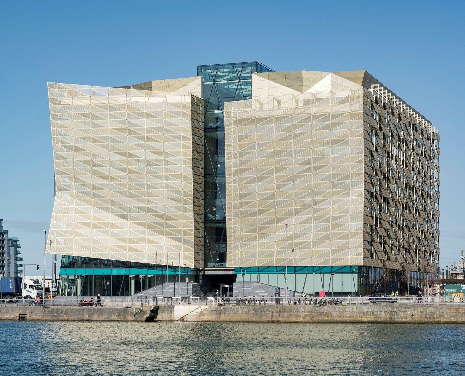 L'headquarter della Central Bank of Ireland sceglie Italgraniti Group