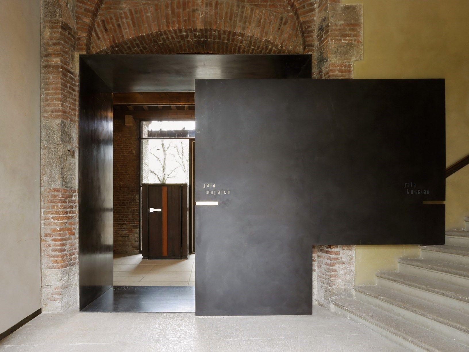 Museo Di Castelvecchio.Ceadesign Per Il Museo Di Castelvecchio