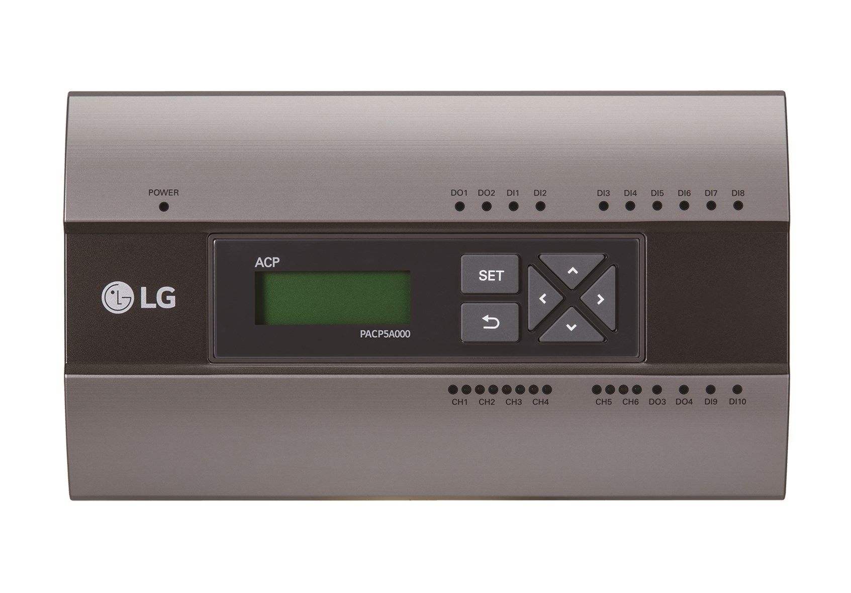 LG presenta l'innovativo  sistema di controllo ACP 5