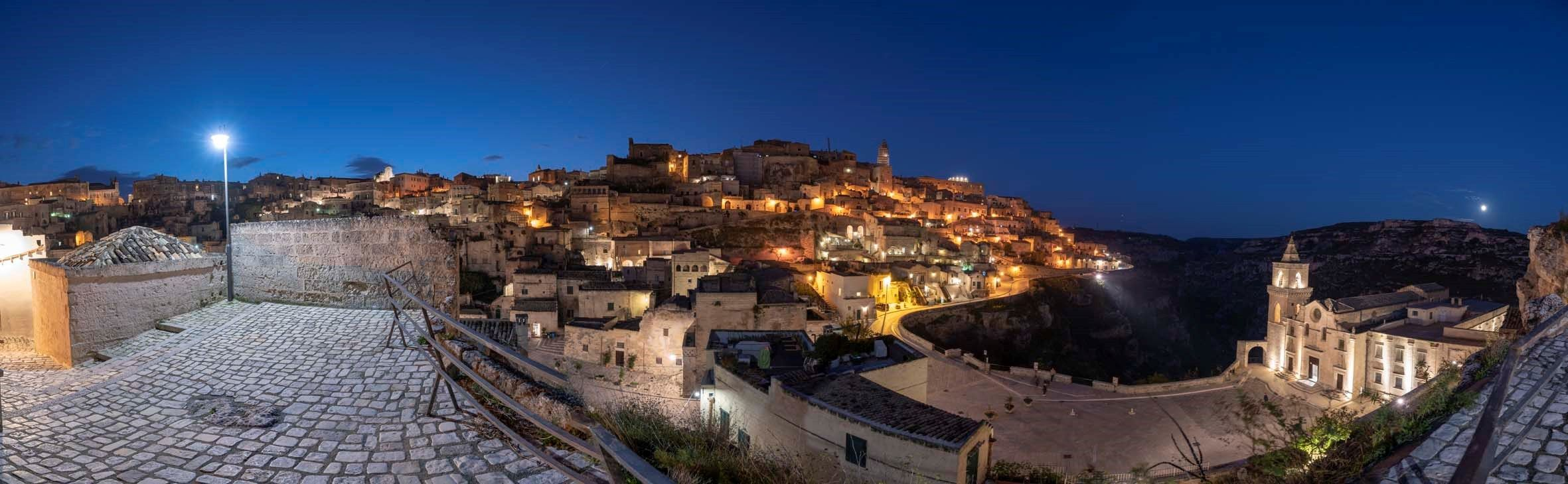 Vimar: Plana vi accoglie a Matera, capitale europea della cultura 2019