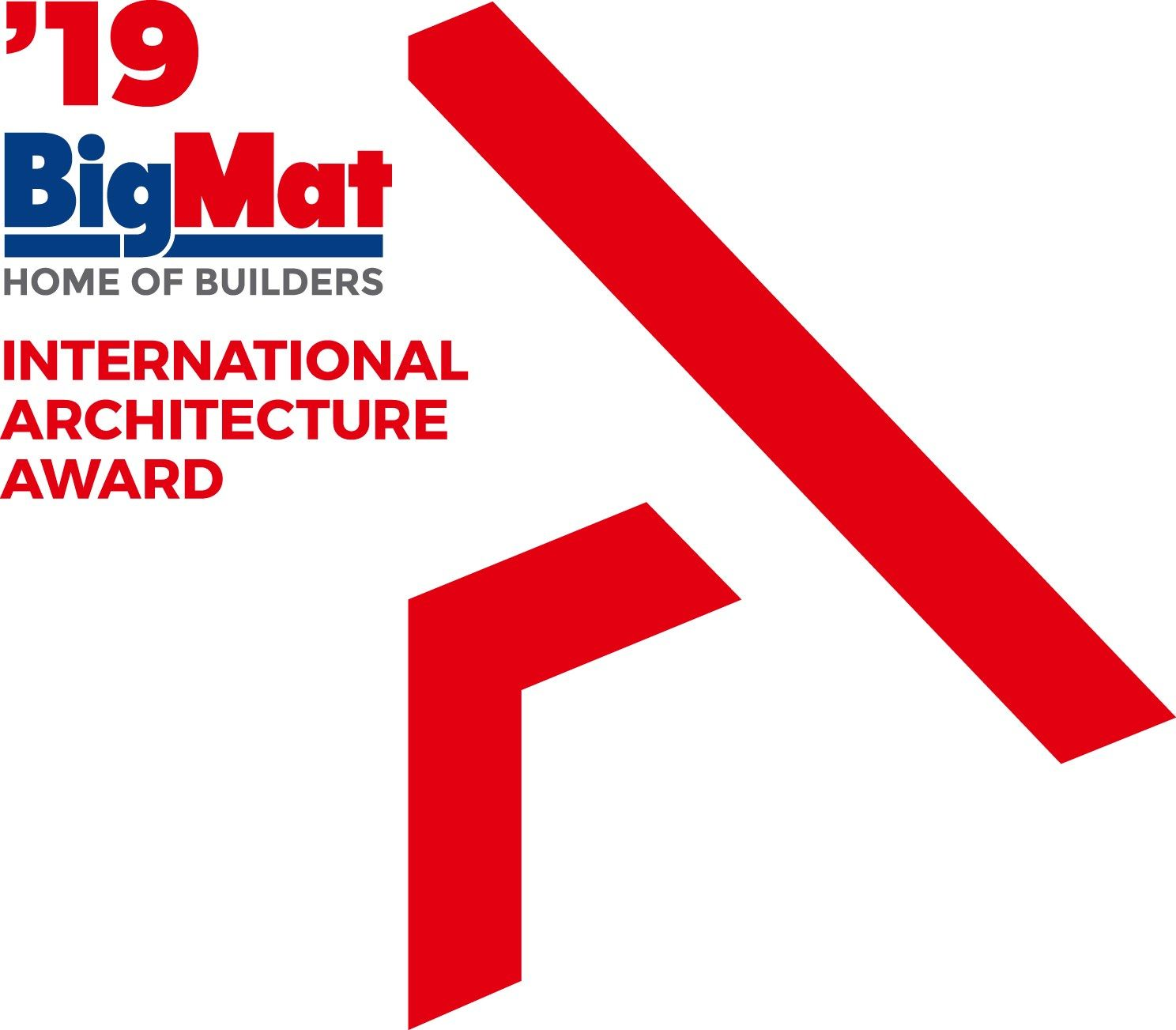 Al via la quarta edizione del BIGMAT INTERNATIONAL ARCHITECTURE AWARD '19
