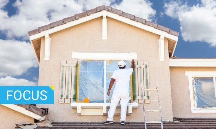 Ristrutturare casa migliorando l'efficienza energetica dell'involucro