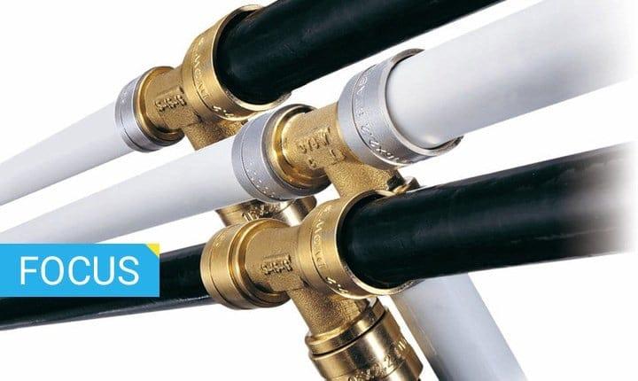 Impianti idrici, le reti di adduzione