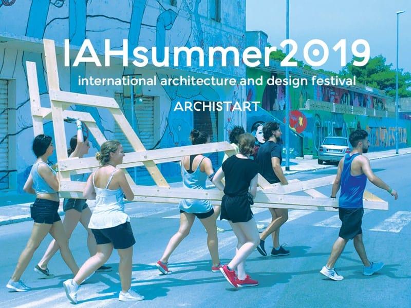 Archistart lancia IAHsummer19