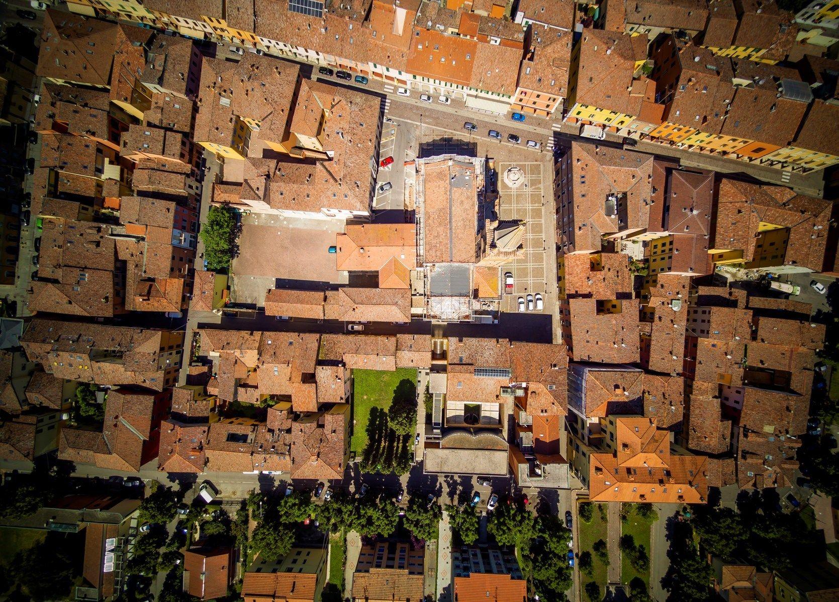 AERtetto a Sant'Agata Bolognese