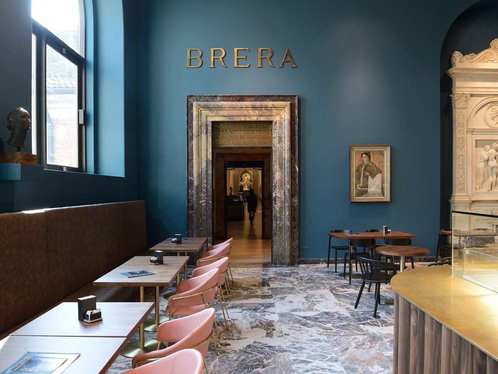Arte storia e design animano il caff fernanda for Torino arreda contract