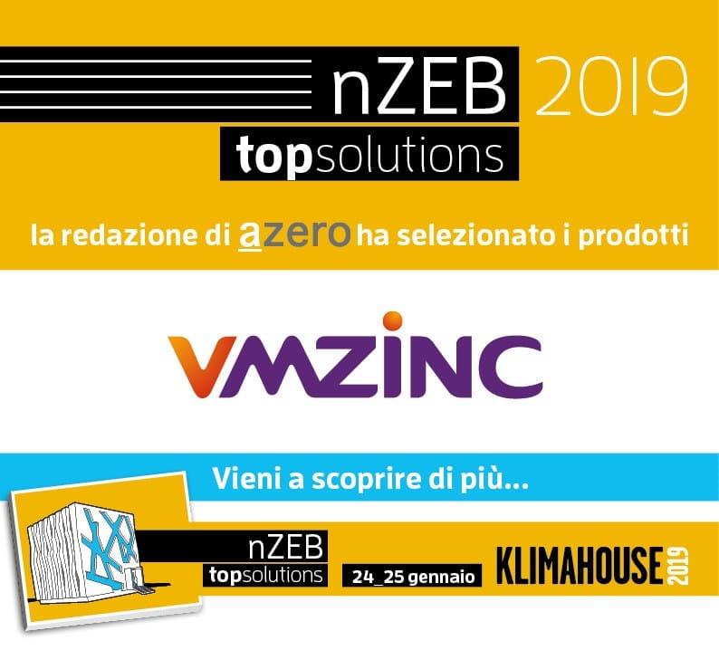 VMZINC a Klimahouse 2019