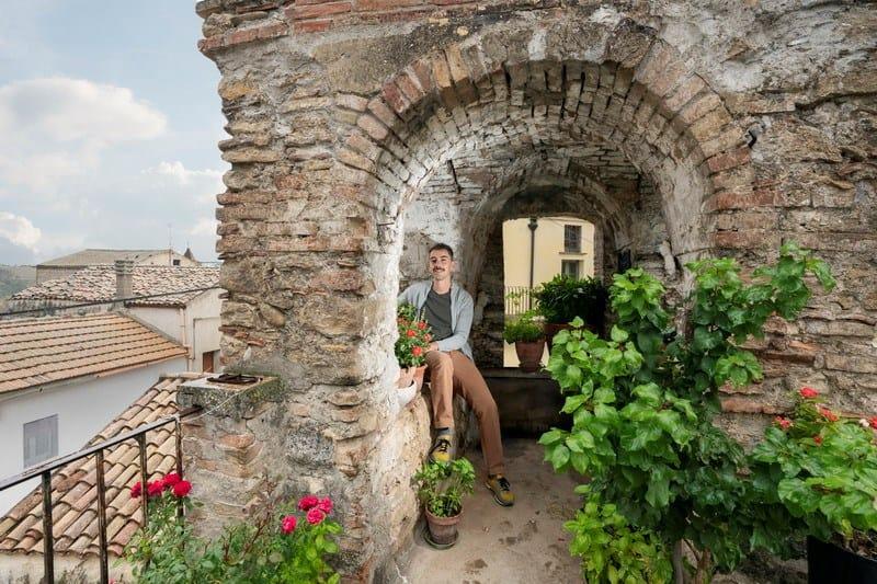 The Italian Sabbatical
