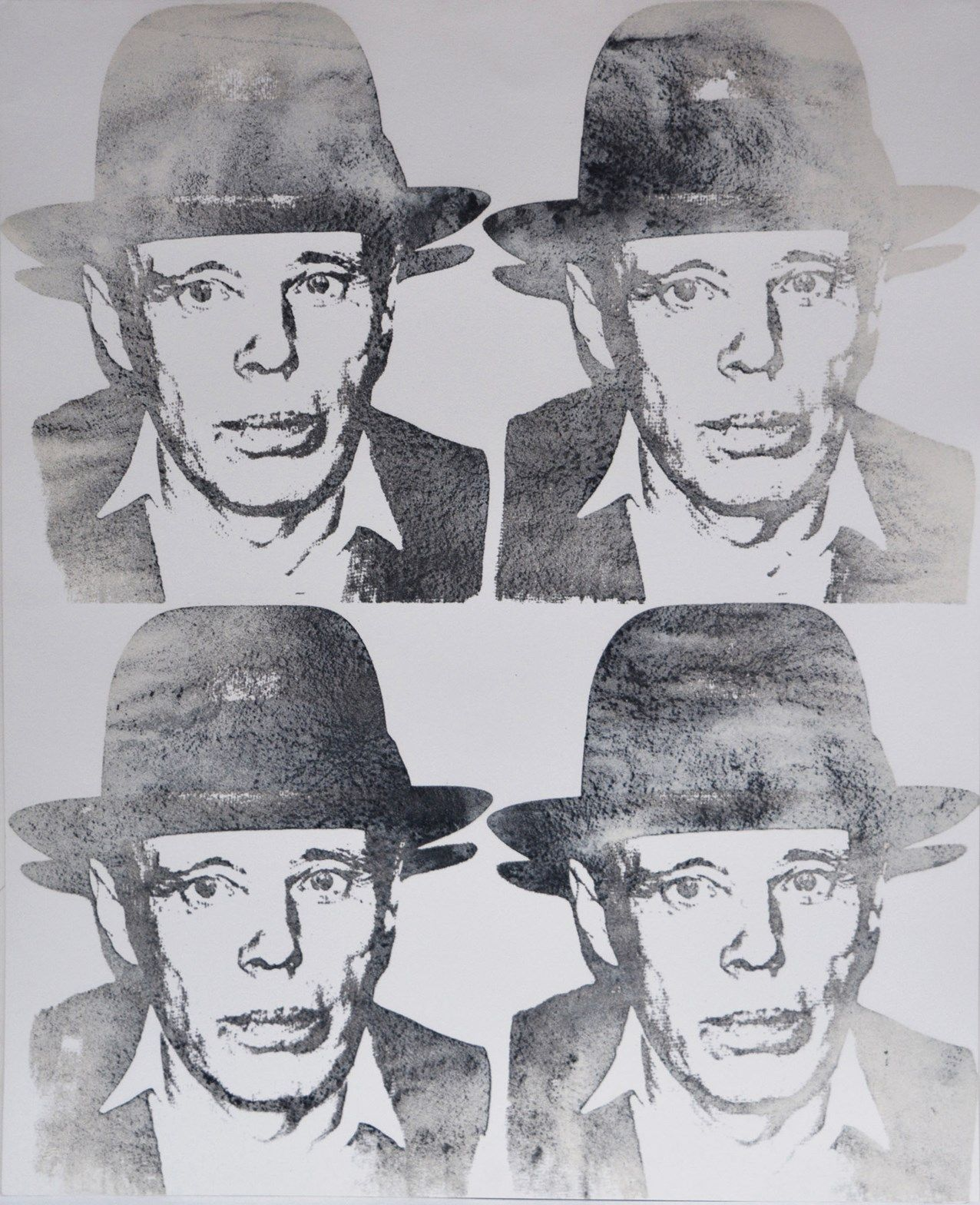 Andy Warhol, J Beuys, 1980-83