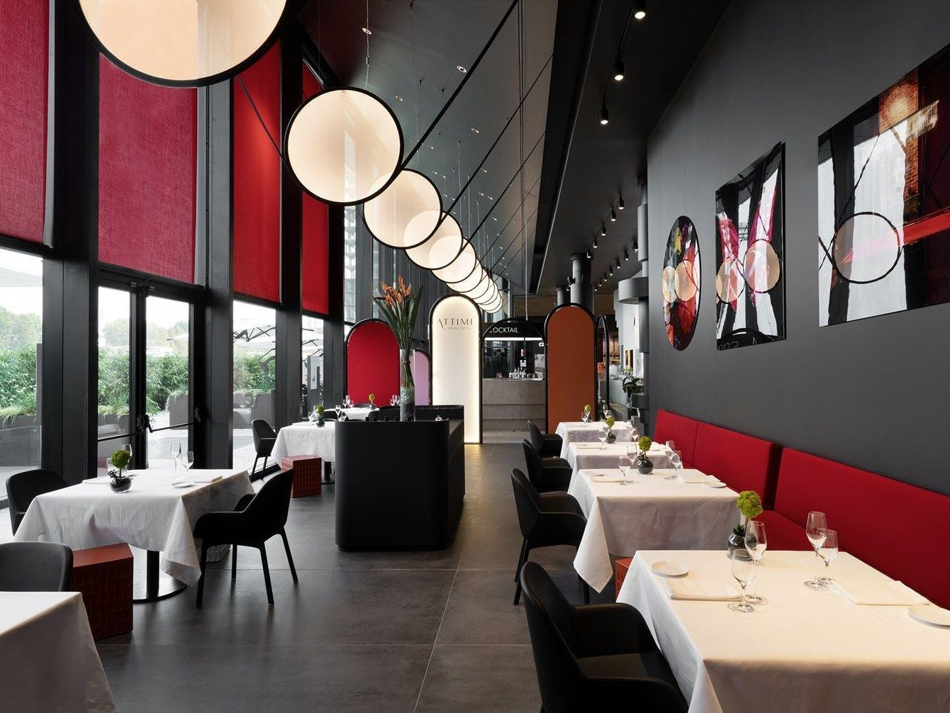Attimi by Heinz Beck: il dining bistrot a City Life