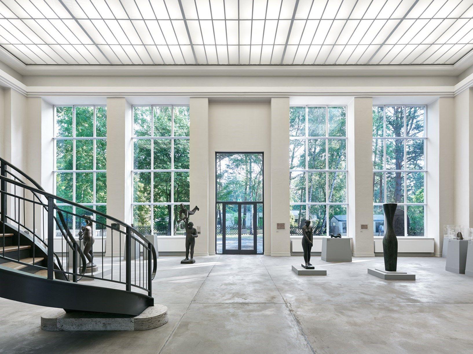 Un atelier anni '30 trasformato in museo d'arte moderna