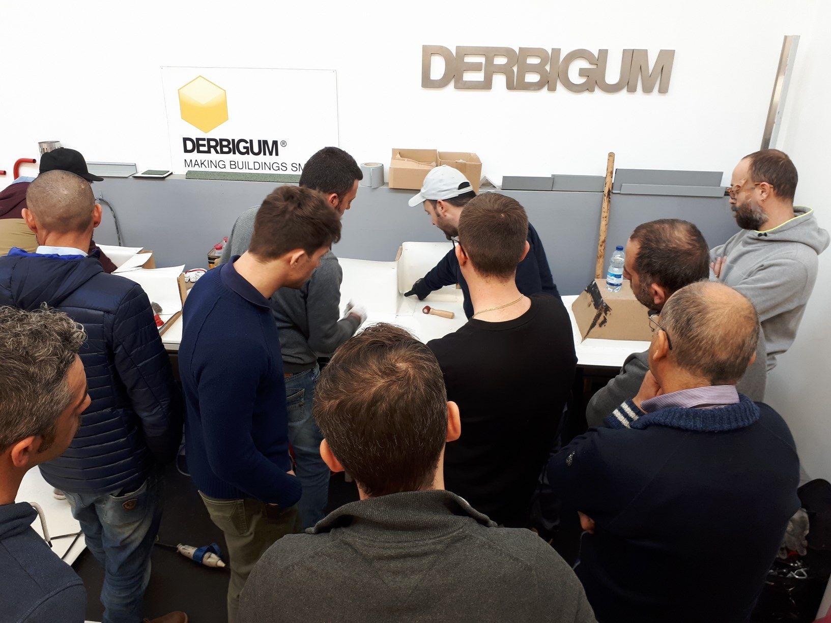 Al via il calendario formativo della Derbigum Academy