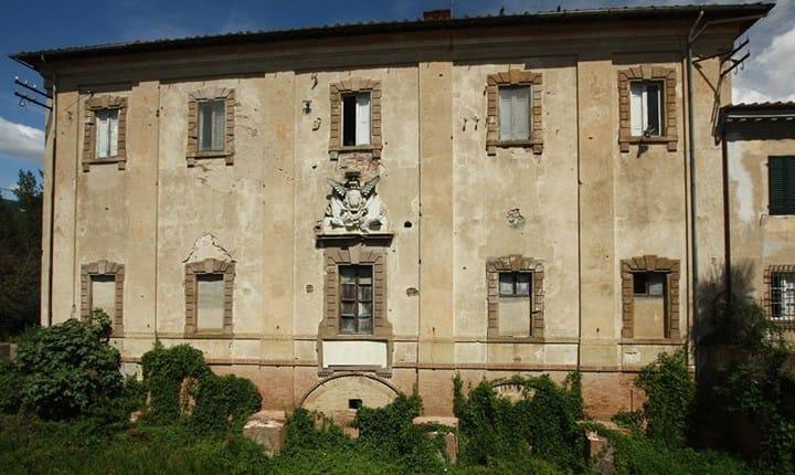 Foto: Palazzo Ducale, ex Casello idraulico di Vicopisano - Fondo Ambiente Italiano