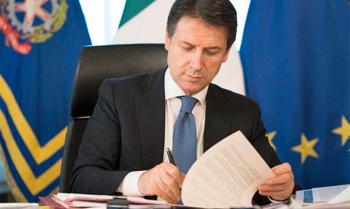 Foto: www.facebook.com/GiuseppeConte64