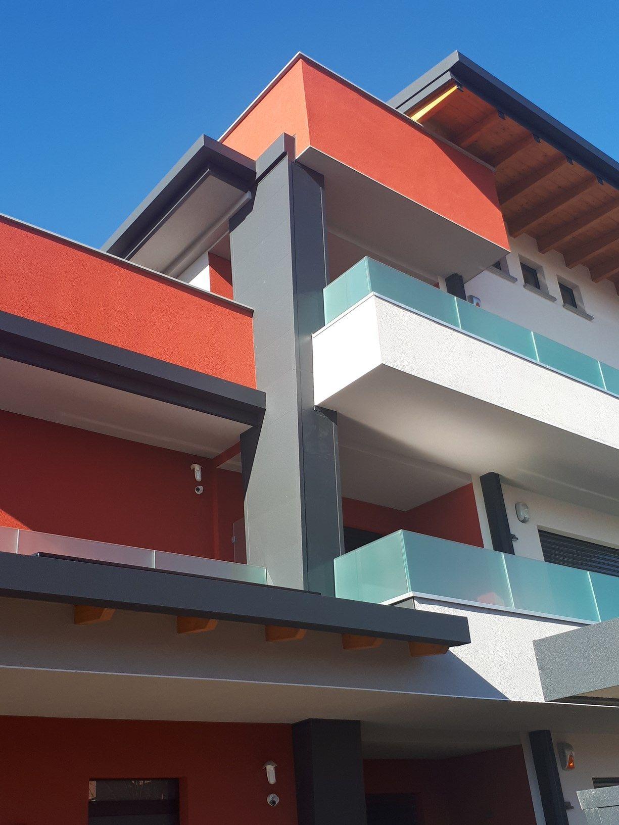 ALUBEL per un edificio residenziale a Uboldo