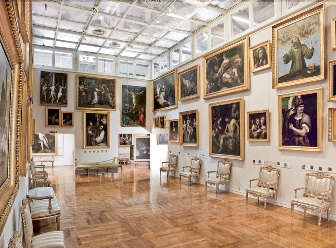 Mauro Fiorese, Treasure Rooms della Galleria Borghese - Roma, 2014