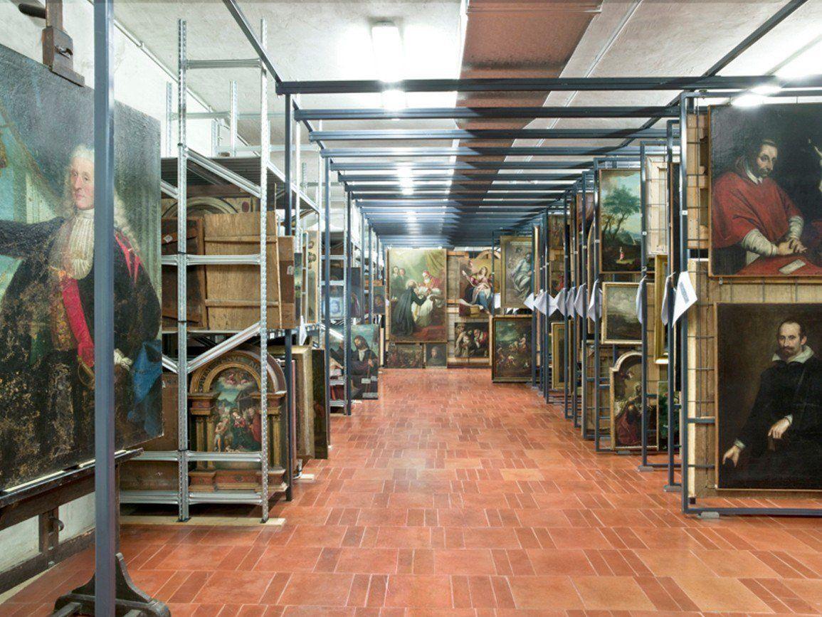 Mauro Fiorese, Treasure Rooms del Museo di Castelvecchio - Verona, 2014