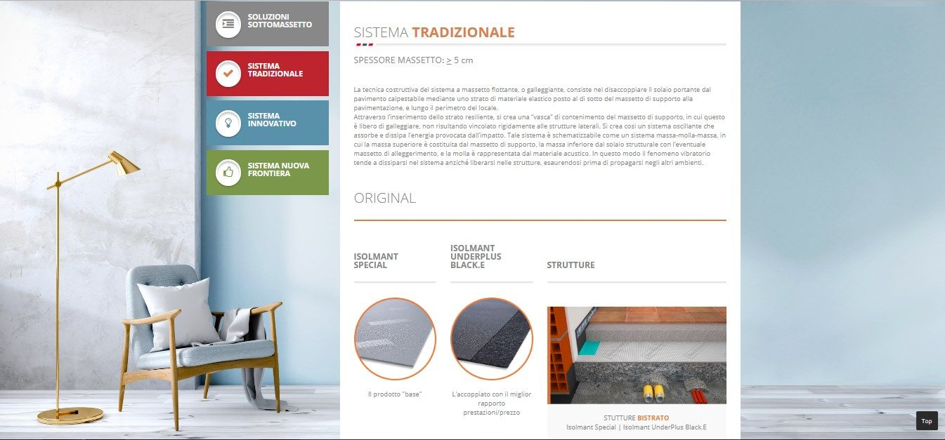 Sistemapavimento.it il nuovo sito web di Isolmant