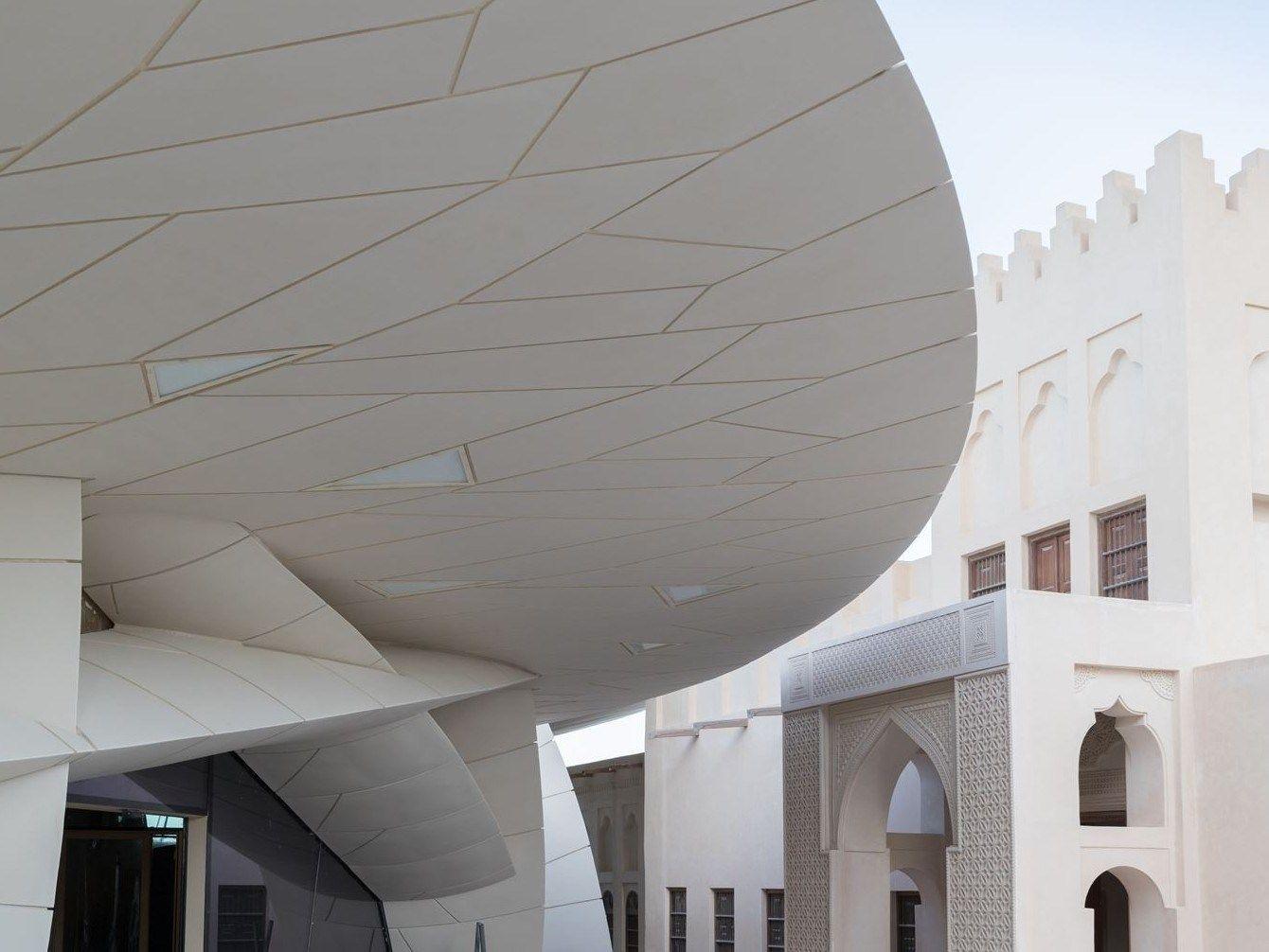 Lavorare In Qatar Architetto apre oggi il museo nazionale del qatar