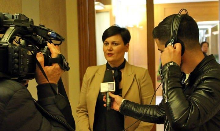 Foto: Eleonora Mattia, Presidente IX Commissione consiliare Lazio