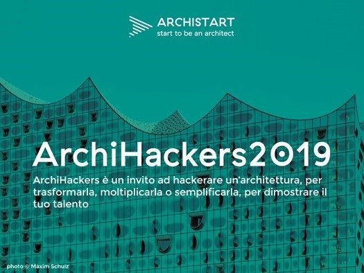 ArchiHackers Competition in scadenza