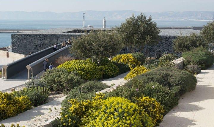 Jardin des Migrations, Marseille - Foto © Spassky Fischer tratta da: www.mucem.org/