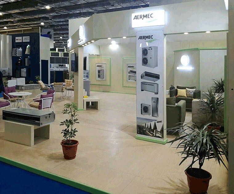 AERMEC in Egitto per HVAC ASHRAE EXPO 2019