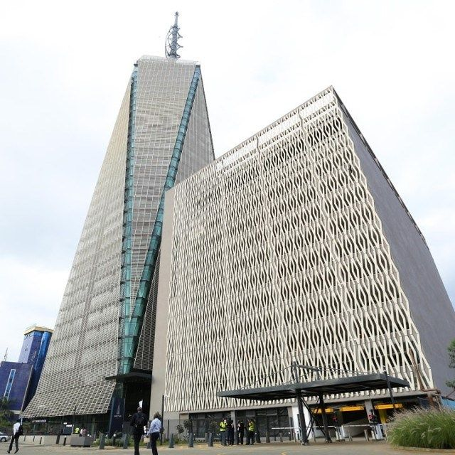La Britam Tower di Nairobi, grande progetto internazionale realizzato con accessori Master Italy