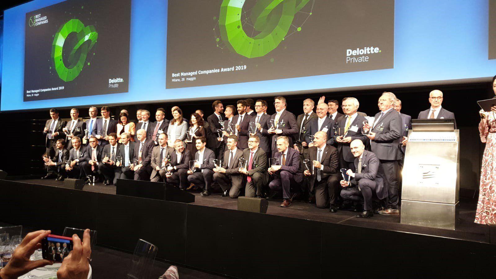 'Best Managed Companies':  il Gruppo Master tra le 46 aziende  italiane premiate da Deloitte