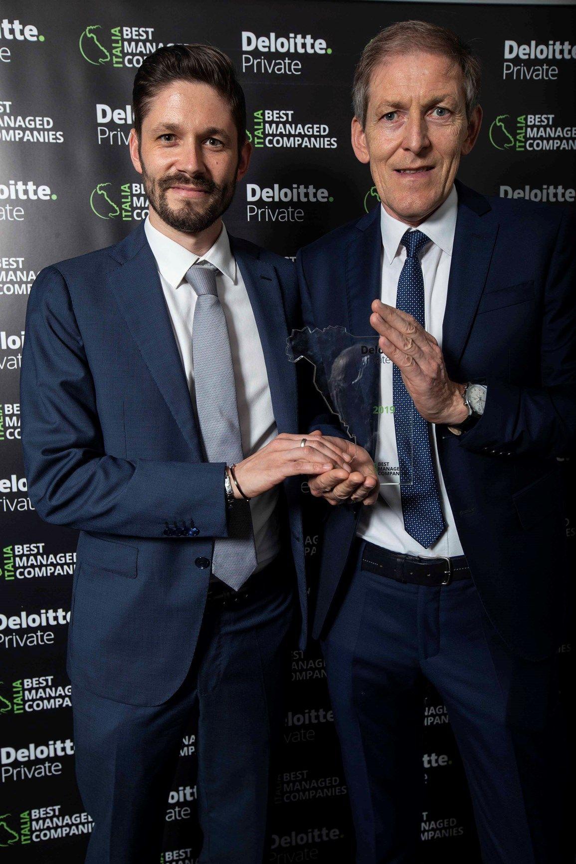 Alpac premiata con il prestigioso riconoscimento 'Deloitte Best Managed Companies'