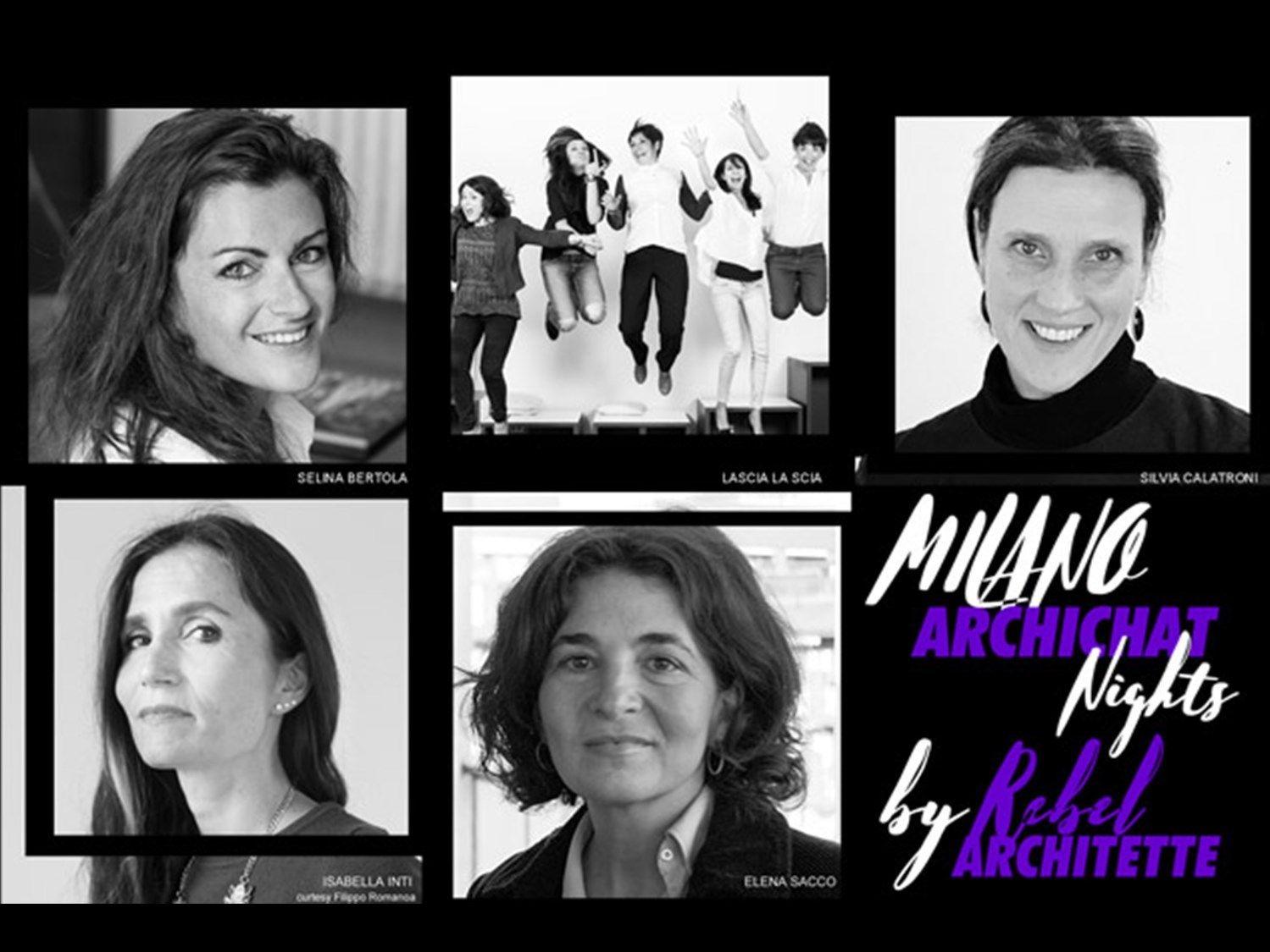 5 Progettiste milanesi si raccontano alla Fabbrica del Vapore