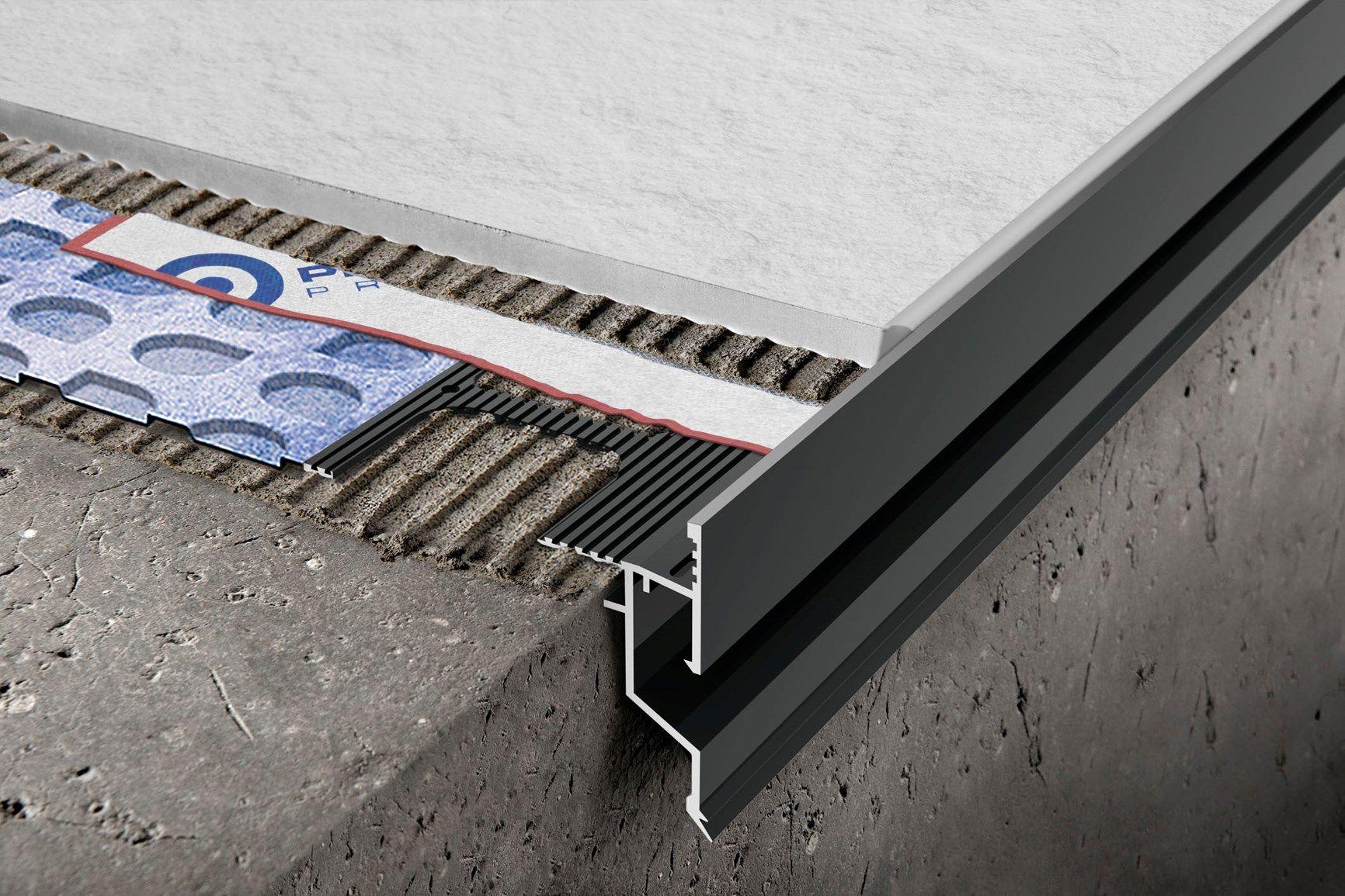 Terrazzi e balconi protetti e perfetti nel tempo grazie a Proterrace Drain Drip