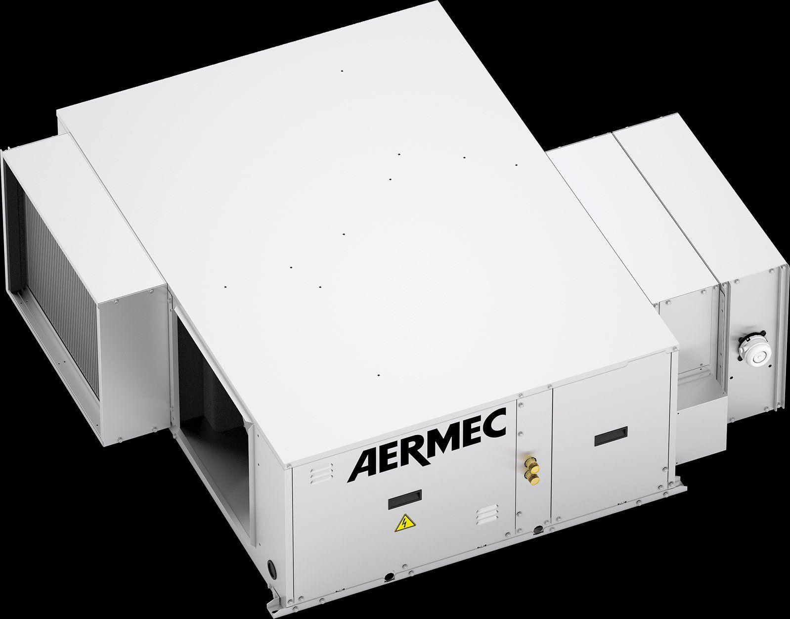 AERMEC: nuovi recuperatori di calore termodinamici ad inverter RTD