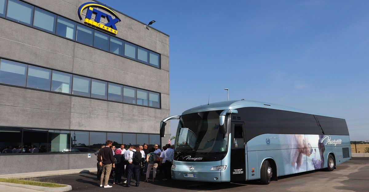 Kopron Engineering, general contractor per la nuova sede ITX CARGO