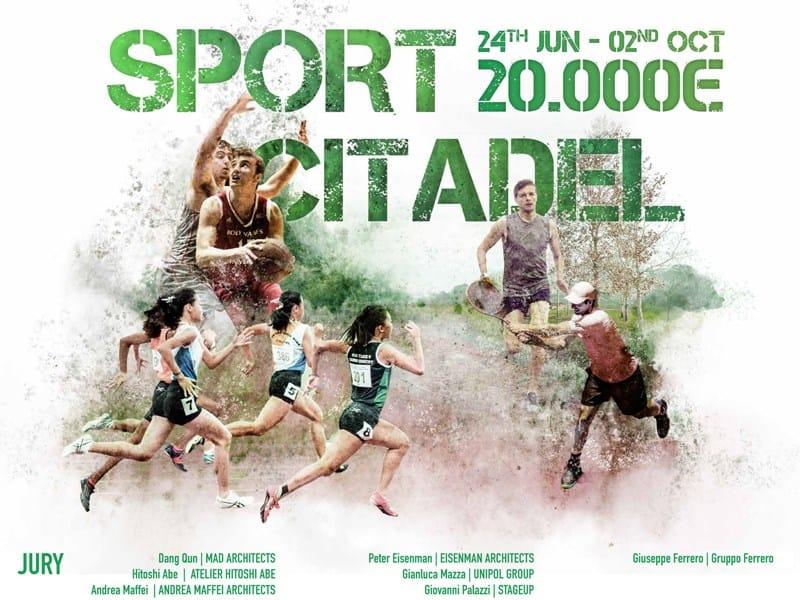 YAC dà il via al contest 'Sport Citadel'