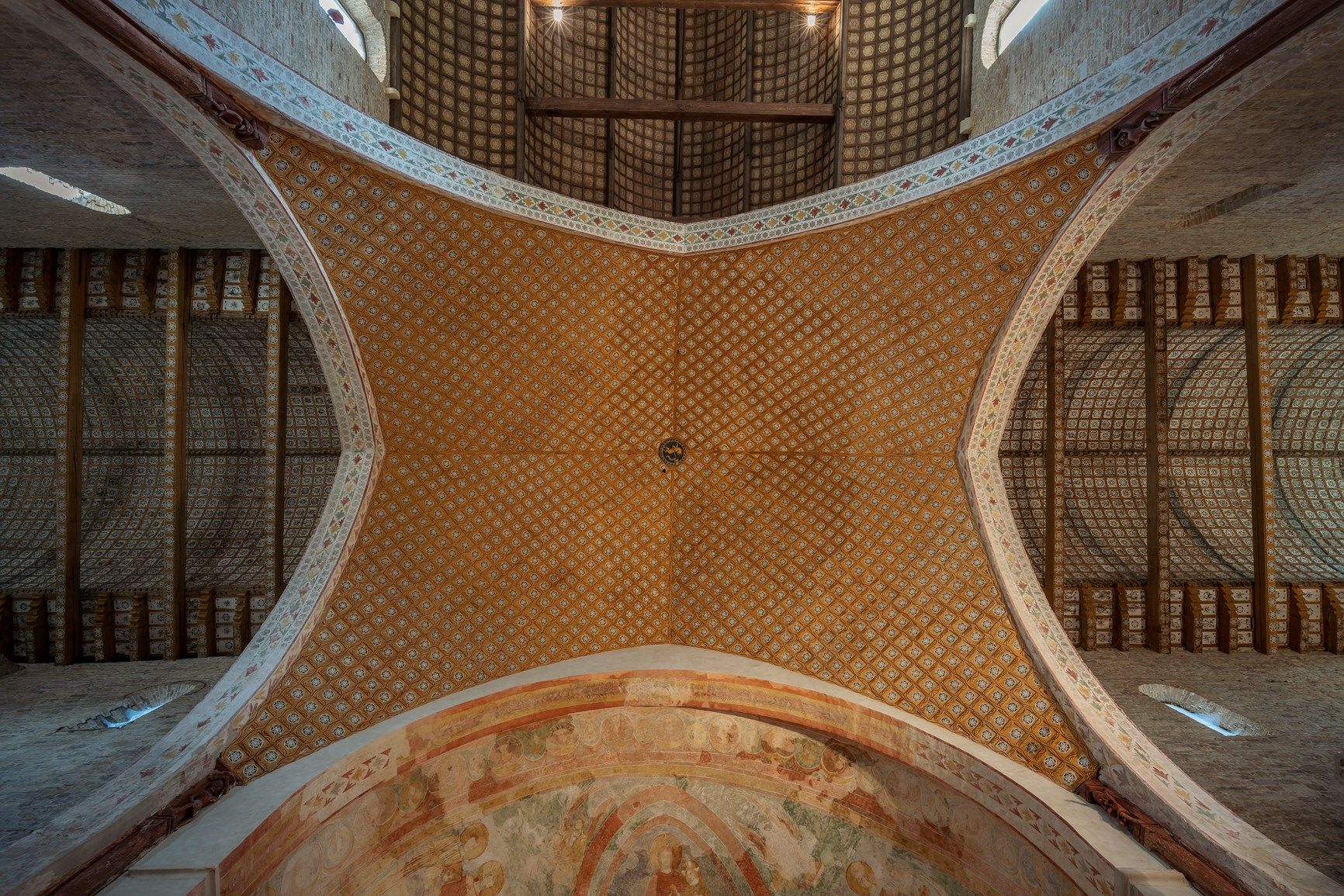 AERtetto per la Basilica di Aquileia