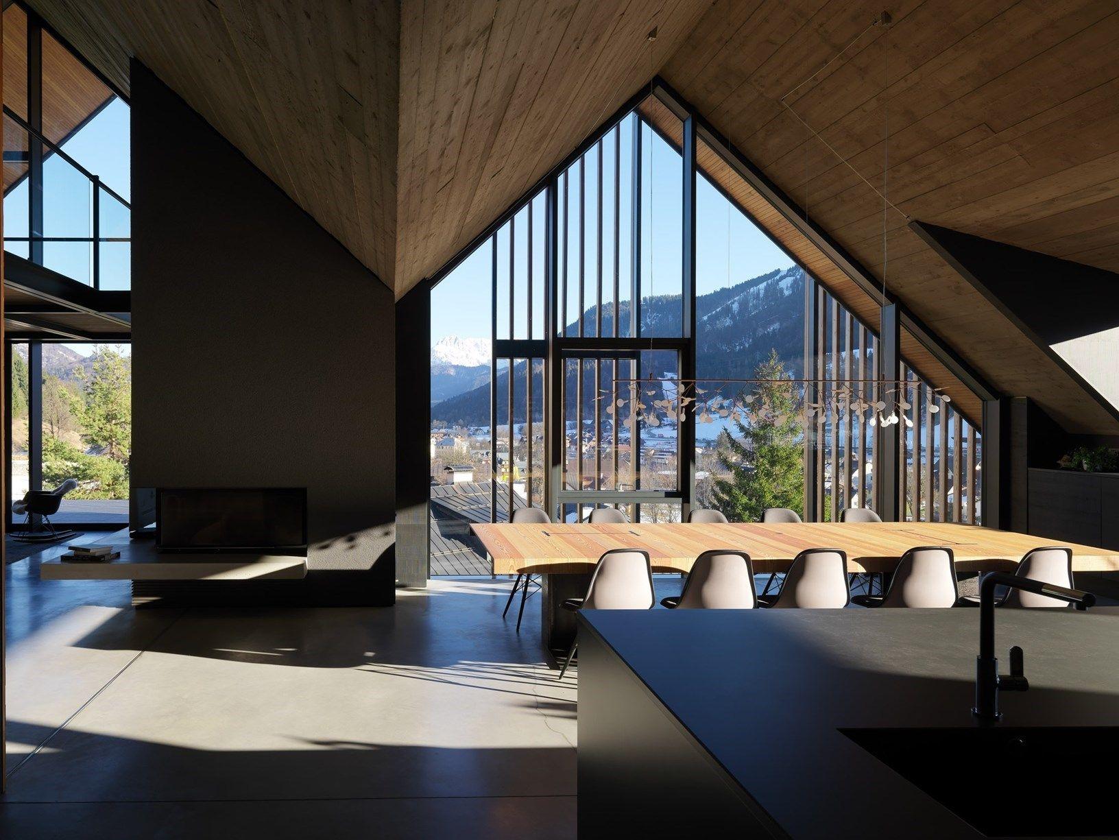 A Camporosso la casa alpina di GEZA