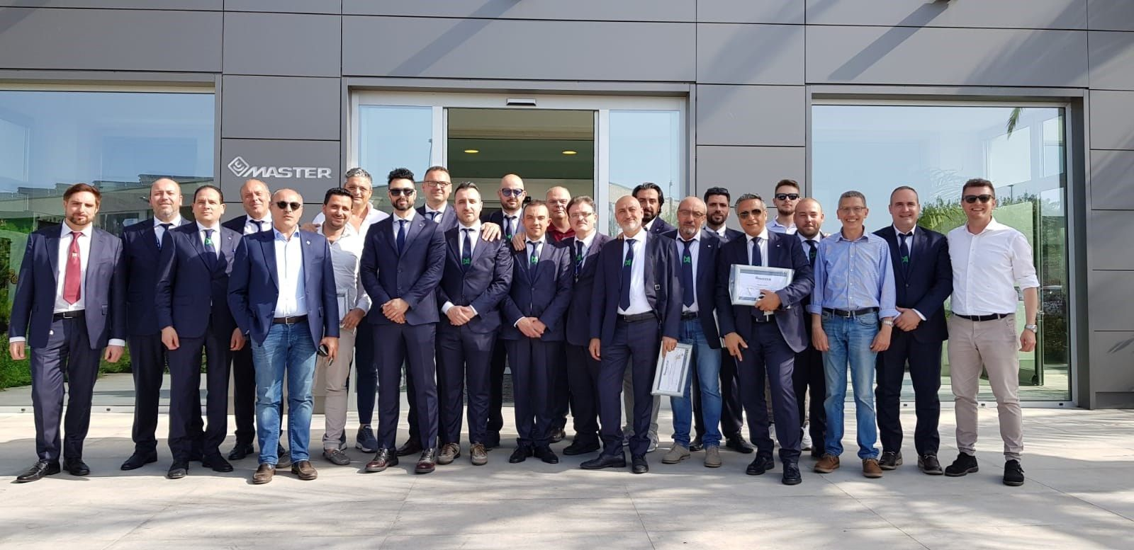 Master Italy: approfondimento tecnico e nuove sfide commerciali nella visita aziendale di Colma
