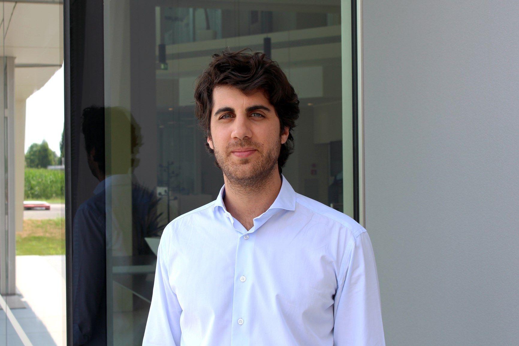 Marcello Toncelli, Vice President Marketing di Lapitec®
