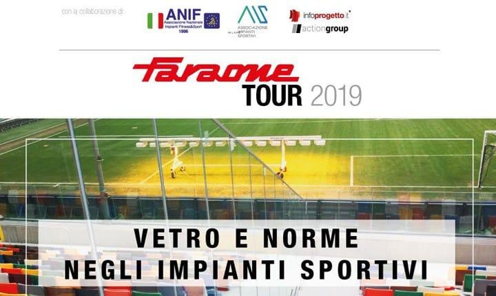 Faraone: seminario sugli impianti sportivi